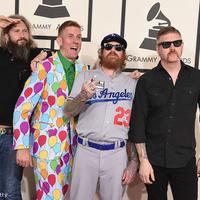 Minden bizonnyal a Mastodon volt a legcsinosabb zenekar a Grammyn