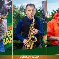 Jägermeister Brass Band – Ismerd meg a jelölteket! Hatodik fejezet: Altszaxofonosok
