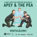 A Nagy-Szín-Pad! győztese 2018-ban az Apey & The Pea