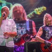 Képeken a hétfői Deep Purple-koncert