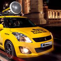 Június első hétvégéjétől ismét az utakon a Suzuki Karaoke Mobil!