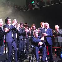 Shane MacGowan Bonóval, Nick Cave-vel és Sinéad O'Connorral ünnepelte a születésnapját