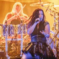 Tíz kép a budapesti Evanescence-koncertről