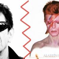Lou Reed pofán verte David Bowie-t