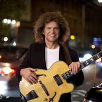 Pat Metheny a Margitszigeten