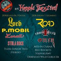 Hétvégén ismét Hopplá Fesztivál Szentgotthárdon