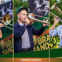 Jägermeister Brass Band – Ismerd meg a jelölteket! Harmadik fejezet: Harsonások