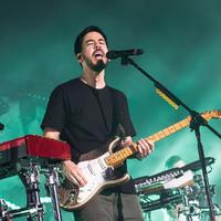 A Linkin Park alapítójának koncertje képekben