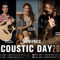 Ibanez Acoustic Day 2018 - Akusztikus és fingerstyle workshop turné a stílus avatott művelőivel