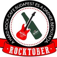 Indul a Rocktóber, a Hard Rock Cafe és a Dreher tehetségkutató-versenye