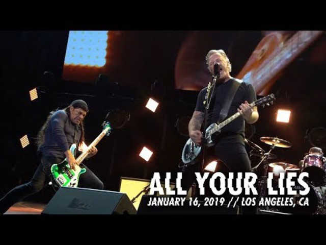 Így játszik Soundgardent a Metallica