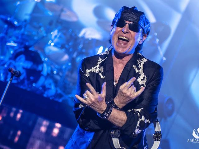 Mint a hurrikán - Scorpions-koncerten voltunk