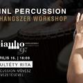 Meinl Percussion bemutató és ütőhangszer workshop a Pianho Hangszerboltban