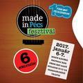 Januárban újra Made In Pécs fesztivál