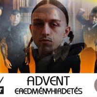 New Beat Advent - Eredményhirdetés