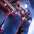 Képeken a budapesti Godsmack-koncert