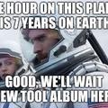 Úgy tűnik jövőre tényleg jön az új Tool-lemez