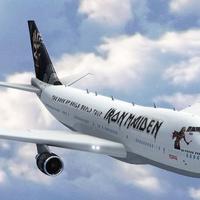 Mindenkinek külön széksora lesz az Iron Maiden új repülőgépén