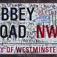 Vasárnapi kirándulás az Abbey Roadra