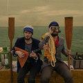 A kalózok találkoznak a modern zenével - Men Named Holger-premier