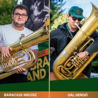 Jägermeister Brass Band – Ismerd meg a tagokat! Második fejezet: Tubások