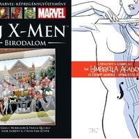 Rockerek, ha képregényt írnak - Az Új X-Men: Birodalom és az Umbrella Academy képregényekről