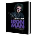 November 9-én jelenik meg magyarul Tony Iommi életrajzi könyve