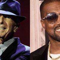 Irodalmi percek - Leonard Cohen verset írt Kanye Westről