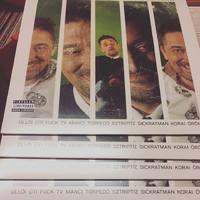 Faszi50 válogatás vinyl és Zuboly LP a Busa40 sorozatban