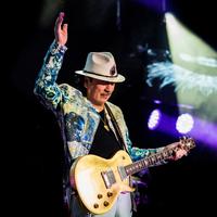Carlos Santana-koncert lesz Budapesten