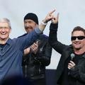 Valami kegyetlenül forradalmi zenei formátumon dolgozik együtt a U2 és az Apple