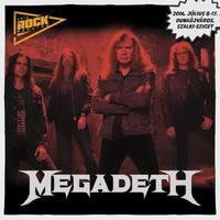 A Megadeth lesz a Rockmaraton egyik főzenekara