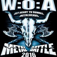 Magyarországi Wacken Metal Battle-döntő a Rockpart fesztiválon