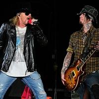 A Guns N' Rosesban most mindenki egy új lemezre koncentrál