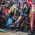 Searchin' For Gods, Livin' Like Dogs - Hallgasd meg az Atomic Playboyz első albumát!