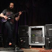 John Petrucci dedikálás a Dream Theater-koncert délutánján