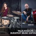 TAMA előadók a Budapest Music Expon