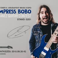 Nyűgözd le Bodor Mátét, nyerj Ibanez gitárt!