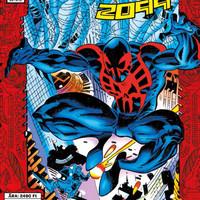 Felnőtt Pókember a jövőből - Elolvastuk a Pókember 2099 képregényt