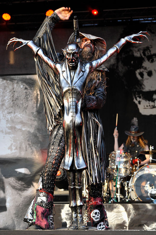 Rob Zombie (Fotó: Mahboubi Salim/Artlasso.hu)