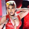 Nicki Minaj házában lecsapódott egy biztosíték