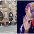 Kígyózó sorok állnak az új Ossian lemezért, Nicki Minaj is ott volt