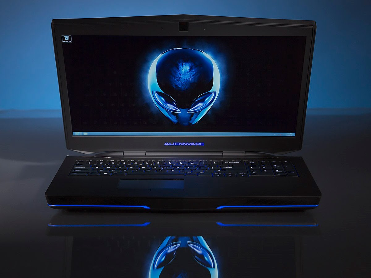 gamer laptop alienware