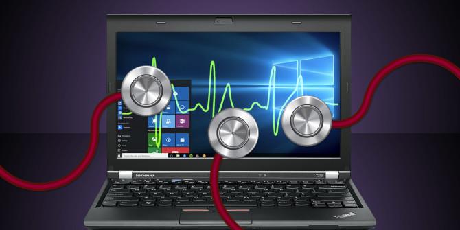 laptop teszt diagnosztika