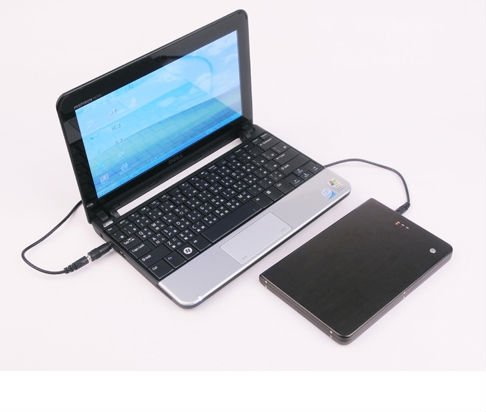 laptop tolto powerbank