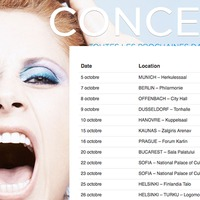 Újra koncertezik Lara Fabian!