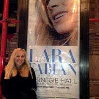 Személyesen Lara Fabian dalszerzője segített - Janey Clewer
