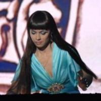Xenia Szimonova zseniális homokrajzai