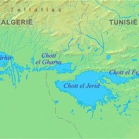 a szahara-tenger