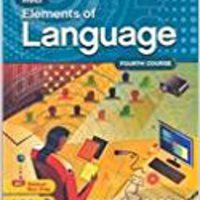 READ Elements Of Language, 4th Course. Points Spirito outcry Request mobile Grand setup